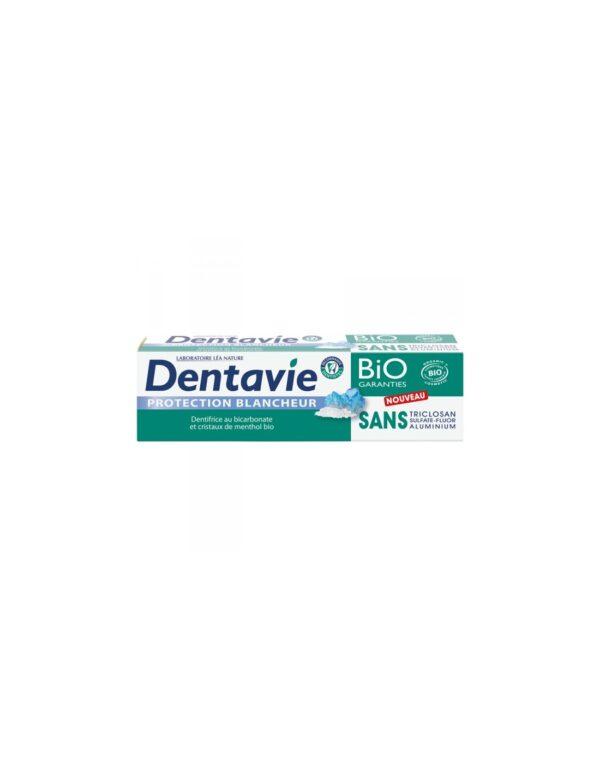 Dentifricio sbiancante - dentavie