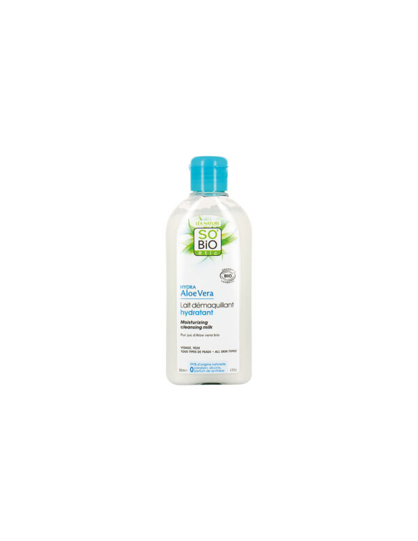 Latte detergente 200 ml - so bio