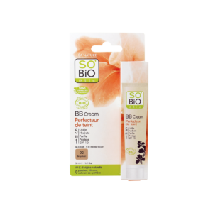 "SO'BIO ÉTIC – BB CREAM 02 ""BEIGE ÉCLAT"" – 30 ml"