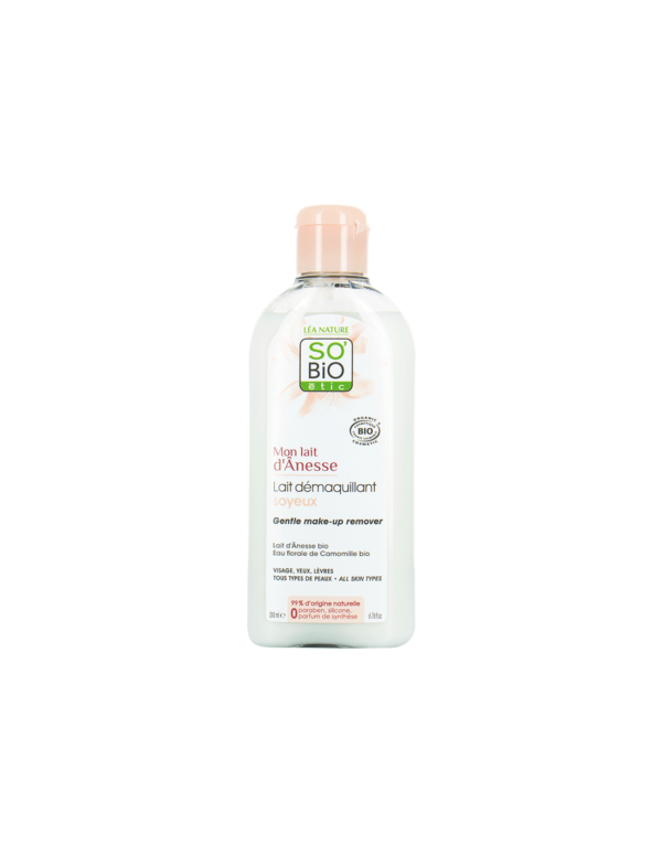 Detergente latte d'asina - so bio